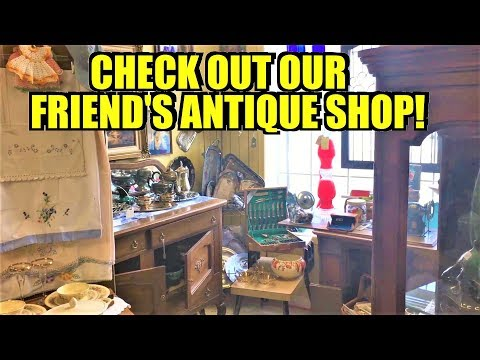 Ep226:  GRACE & THYME ANTIQUES - Regina SK Canada - The ORIGINAL GoPro Garage Sale Vlog!