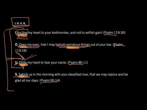 Four Obstacles in Bible Reading // Part 1 // I Dont Want to Read the Bible