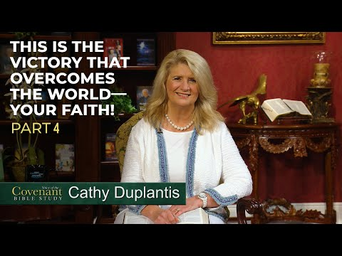 Voice of the Covenant Bible Study, July 2020 Week 4  Cathy Duplantis