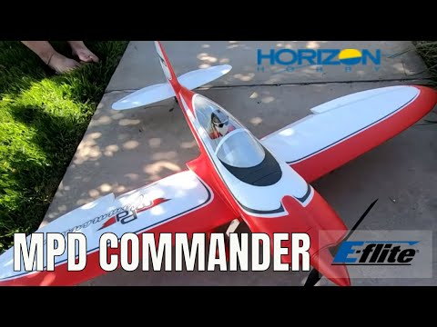 E-Flite Commander Quick Review - UCtw-AVI0_PsFqFDtWwIrrPA
