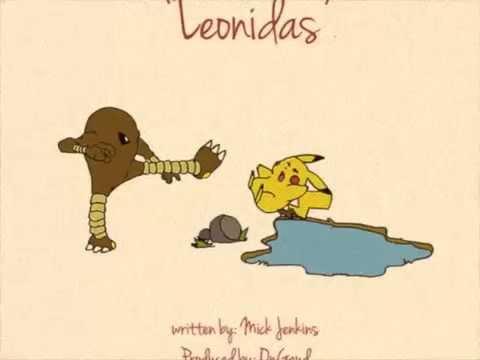 Mick Jenkins - Leonidas - UCcbLxDlyYwecB-l-b_cEF9A
