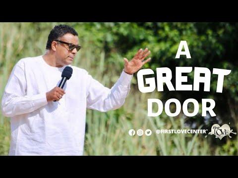 A Great Door  Dag Heward-Mills