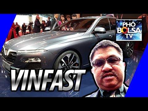 Thiết kế Ý, kỹ thuật Đức, công ty Việt: VinFast gây chú ý tại Paris Motor Show 2018