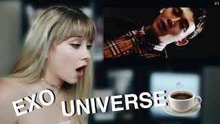 Universe M/V Reaction