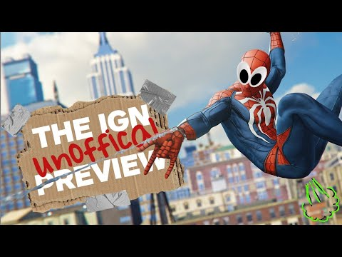 Marvel's Spider-Man - The Unofficial IGN Preview - UCKy1dAqELo0zrOtPkf0eTMw