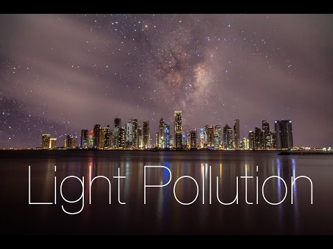 A world without Light pollution