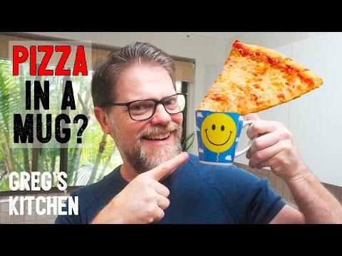HOW TO MAKE A PIZZA IN A MUG - Greg's Kitchen - UCGXHiIMcPZ9IQNwmJOv12dQ