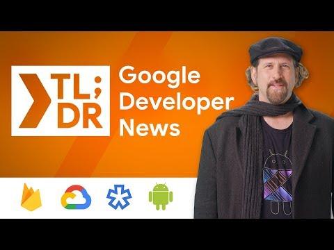 Flutter 1 0 release, ARCore & Sceneform updates, Android Codelabs