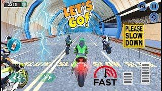 Underwater Bike Extreme Stunt Racing - Motor Racer Games - Android Gameplay Video