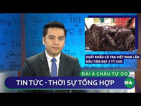 Tin nóng 24h 20/12/2018   Xuất khẩu cá tra Việt Nam lần đầu tiên đạt 2 tỷ đô la