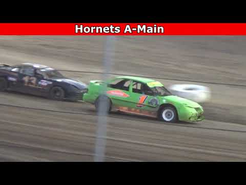 Grays Harbor Raceway, August 28, 2021, Hornets A-Main - dirt track racing video image
