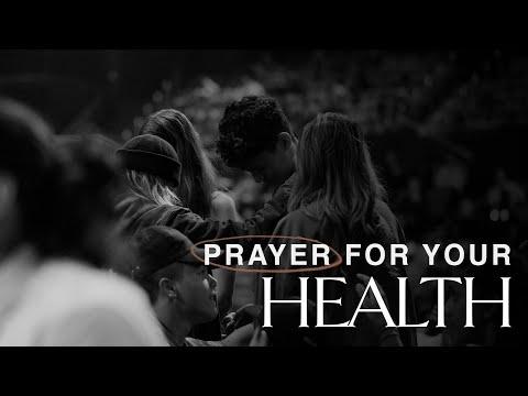 Prayer for Restoring your Health  Brian Houston