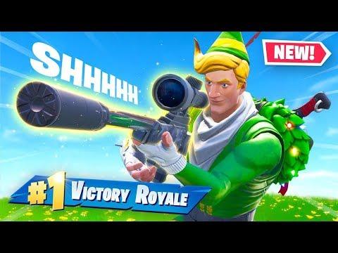*NEW* Super Sneaky Silenced Sniper - UCh7EqOZt7EvO2osuKbIlpGg