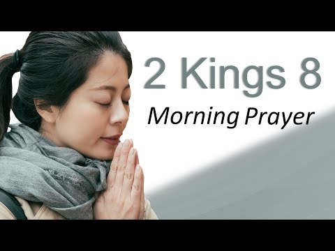 YOUR CURRENT SITUATION DOESN'T HAVE TO RUIN YOUR FUTURE - 2 KINGS 8 - MORNING PRAYER (video)