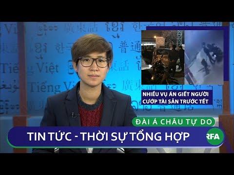 Tin nóng 24h 04/02/2019 | Nhiều vụ án giết người cướp tài sản trước tết Nguyên Đán 2019
