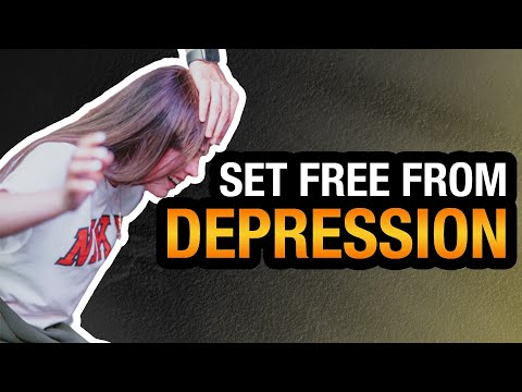 SET FREE from DEPRESSION!