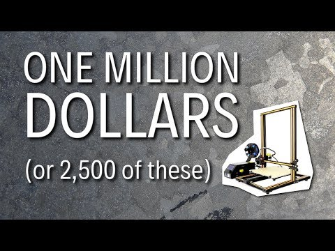 Best 3D Printers from $200 to $1,000,000 (Yes, 1 Million Dollars!) 2018 - UCxQbYGpbdrh-b2ND-AfIybg