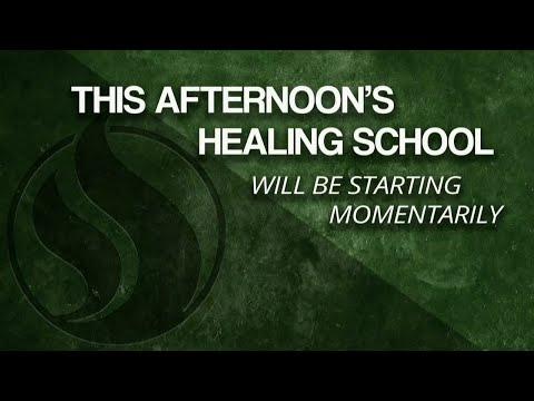 Healing School with Pastor Sharris Johnson - July 29, 2021