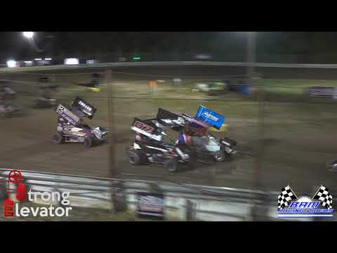 A-Class Feature - Coles County Speedway 5/14/21 - dirt track racing video image