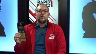Saint Louis Chess Club Golden Ticket Raffle with Ryan Chester, Development Manager