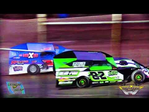 7-15-21 Modified Feature Thunderbird Raceway - dirt track racing video image