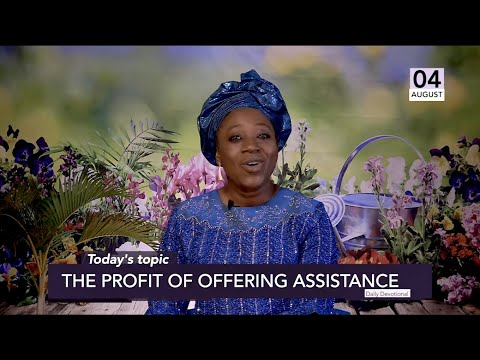 Dr Becky Paul-Enenche - SEEDS OF DESTINY  SUNDAY 4TH AUGUST, 2019