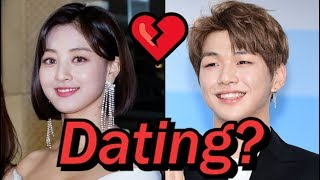Are they REALLY in LOVE? TWICE Jihyo and Kang Daniel Dating Caught by Dispatch