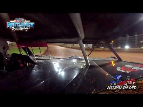 #11 Tracy Van Winkle - Practice - Mountain View Raceway 5-15-21 - InCar Camera - dirt track racing video image