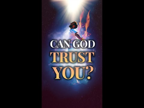 Can the Holy Spirit Trust You with His Power? #Shorts