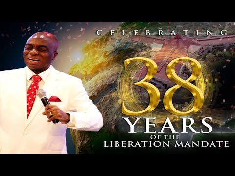 DOMI INC: 38th ANNIVERSARY SPECIAL THANKSGIVING AND PROPHETIC SERVICE   5th, MAY 2019