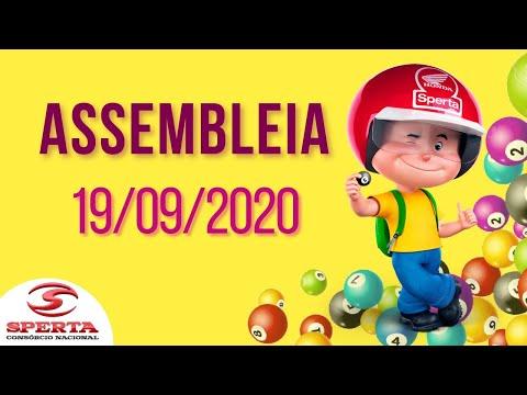 Sperta Consórcio - Assembleia - 19/09/2020