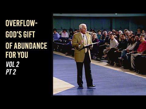 Overflow- God's Gift of Abundance for You, Vol.2 Pt.2  Jesse Duplantis
