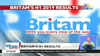 Britam's net profit increases by 4.3% to KSh 1.86B