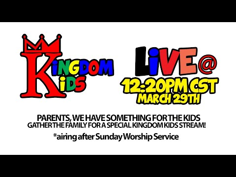Kingdom Kids - How Can You Get To Know God?