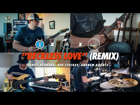 Reckless Love (Guitar Remix) Cory Asbury // Collab with Ben Stuckey and Andrew Koontz