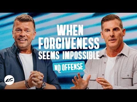 When Forgiveness Seems Impossible  Joakim Lundqvist
