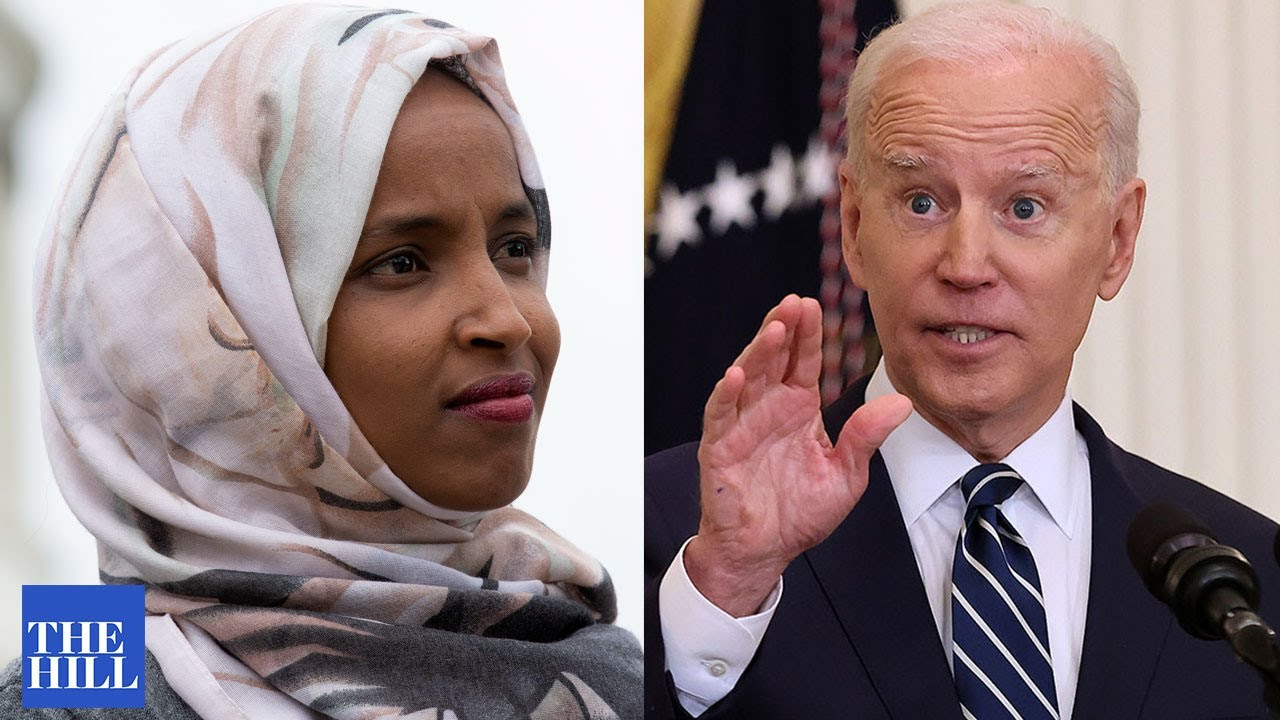 Biden rebuffs Omar on refugee request