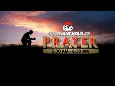 DOMI STREAM: COVENANT HOUR OF PRAYER  26 JULY 2021  FAITH TABERNACLE