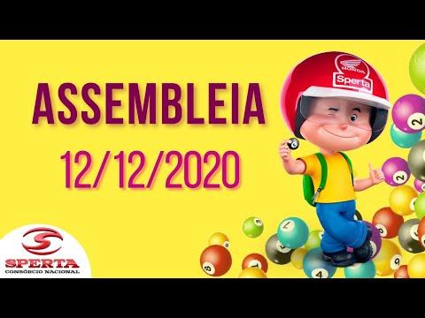 Sperta Consórcio - Assembleia - 12/12/2020