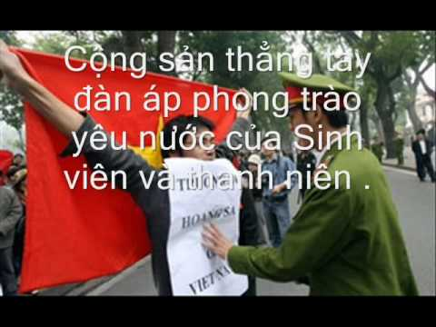 Độc tài CSVN là Nguy cơ mất nước vào tay Trung quốc.wmv