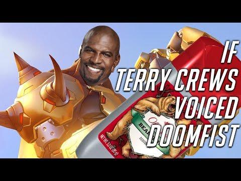 If Terry Crews voiced Doomfist - UCJ2q-w0TPK_lgl7mfe20ZhQ