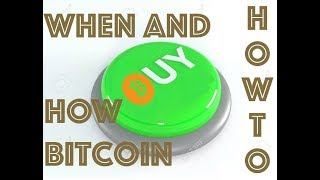 When & How to Buy Bitcoin - $ Analysis 11k Target July 2019 read below.