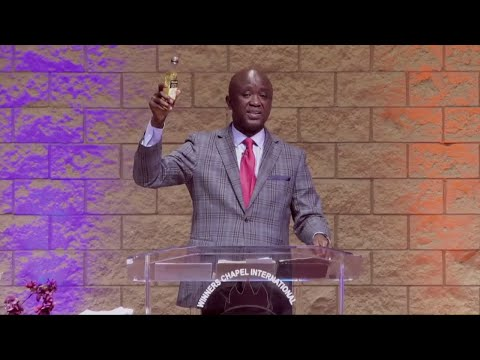 Pastor Tunde O.Sound-bites  Power In The Holy Anointing Oil