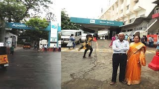 Apollo Hospital Greams Road Chennai Video