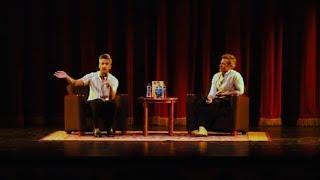 "Tan France Q&A on his ""Naturally Tan"" Book Tour"