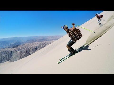 GoPro: Dunes - Sand Skiing in Peru