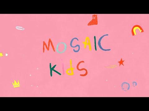 MOSAIC KIDS: Faithful Friends  Sunday March 22