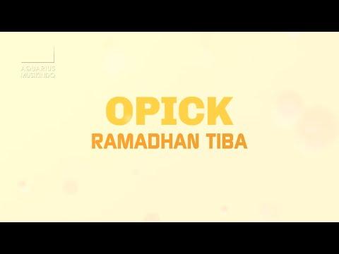 Ramadhan Tiba (Video Lirik)