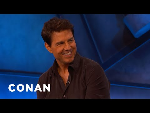 "Tom Cruise: ""Top Gun: Maverick"" Is A Love Letter To Aviation - CONAN on TBS - UCi7GJNg51C3jgmYTUwqoUXA"