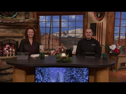 Charis Daily Live Bible Study: Mike Pickett - Grace and Peace - December 23, 2020